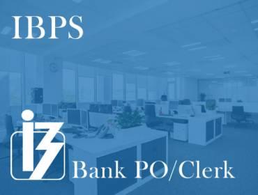 Bank PO / Bank Clerk