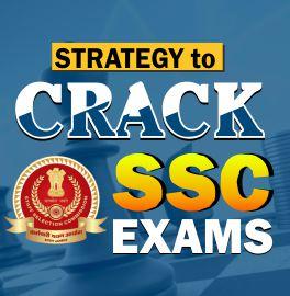 CRACK SSC EXAM